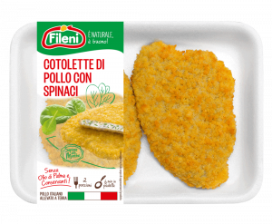 Cutlet with spinach_OLD