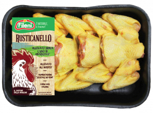 Unseparated Rusticanello wings